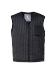 Liner Vest - Black-Rains-Over the Rainbow