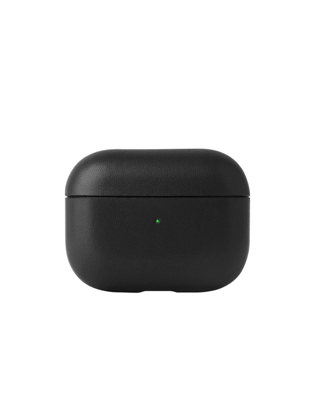 AirPods Pro Leather Case - Black-Native Union-Over the Rainbow