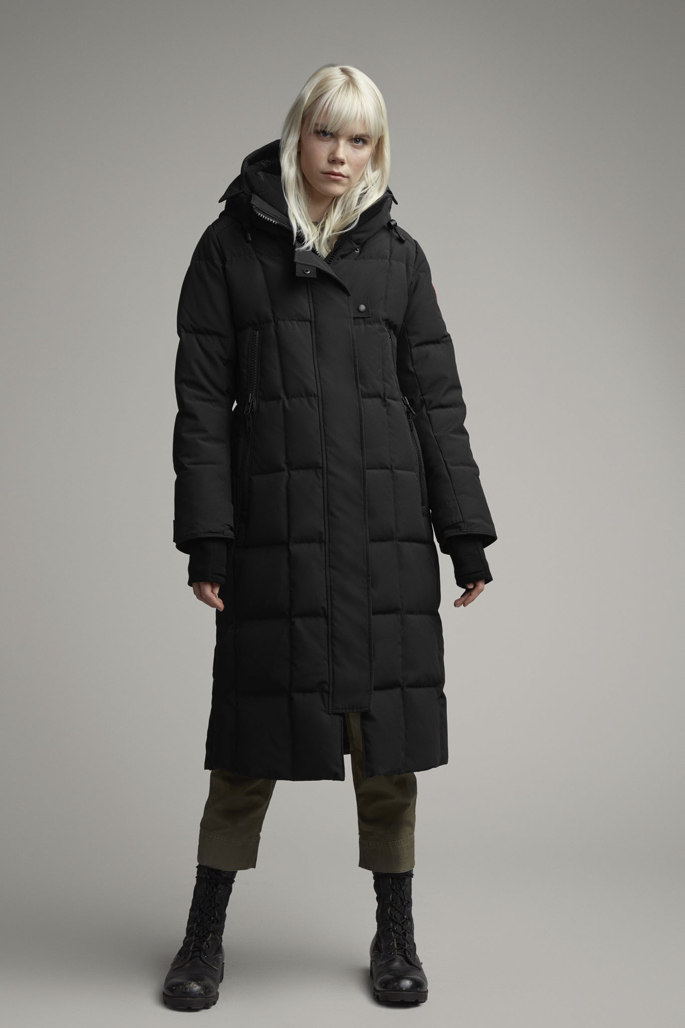 Elmwood Parka-Canada Goose-Over the Rainbow