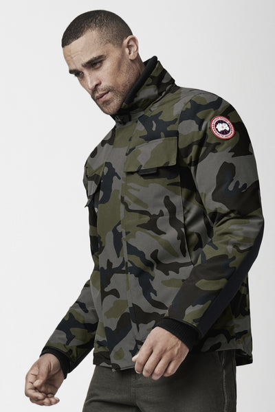 Forester Jacket - Coastal Camo-Canada Goose-Over the Rainbow