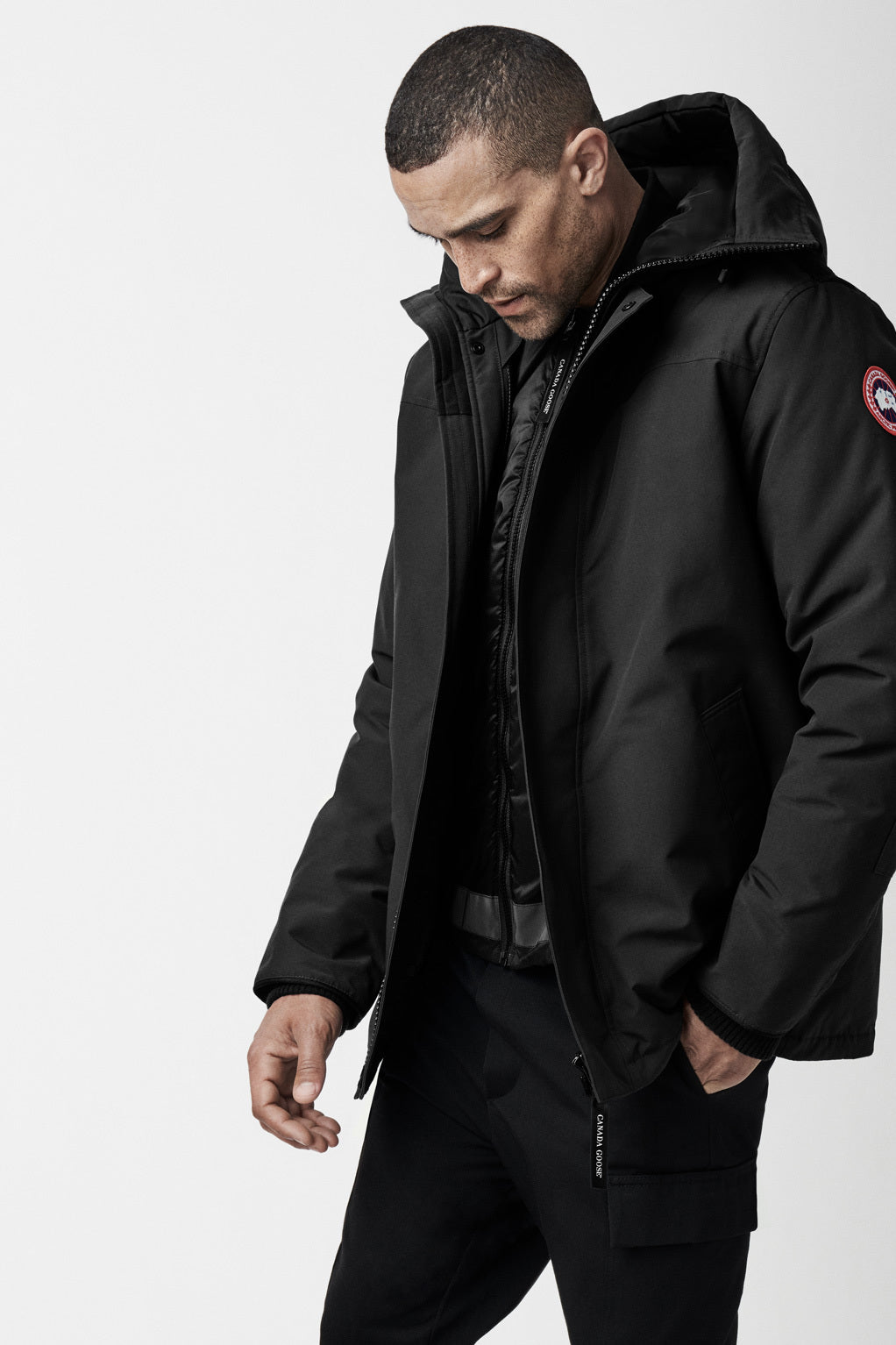 Garibaldi Parka-Canada Goose-Over the Rainbow