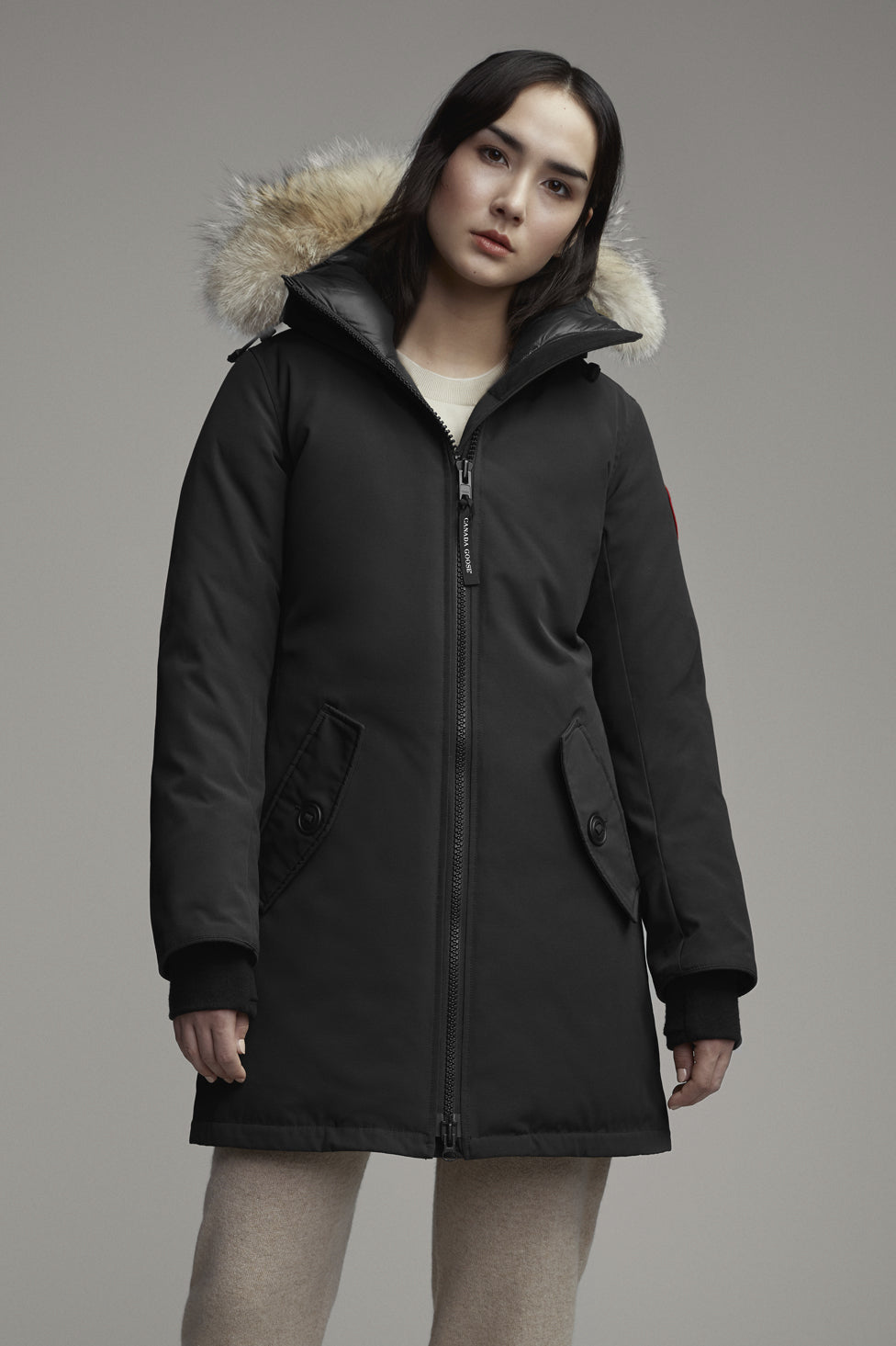 Rosemont Parka-Canada Goose-Over the Rainbow