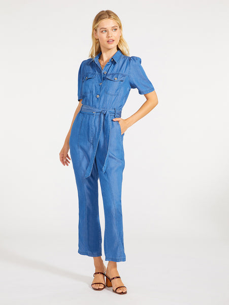 West Behaviour Jumpsuit-BB DAKOTA-Over the Rainbow