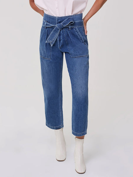 Noelle Belted Cargo Jeans - Sweet Sea-Citizens of Humanity-Over the Rainbow