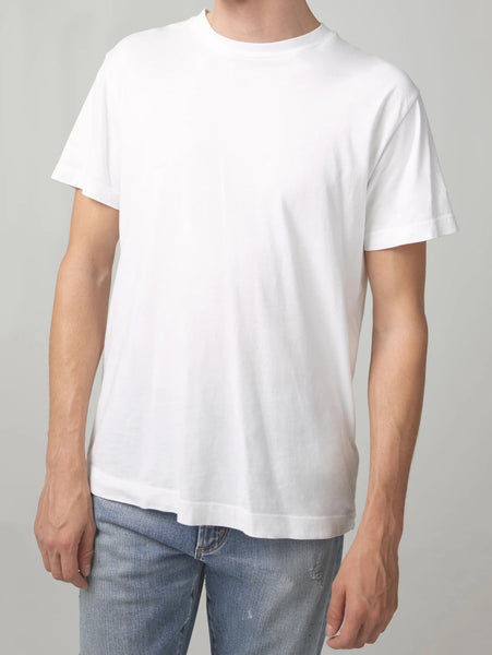 Everyday T-Shirt - White-Citizens of Humanity-Over the Rainbow