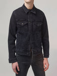 Gunner Jean Jacket - Eclipse-Citizens of Humanity-Over the Rainbow