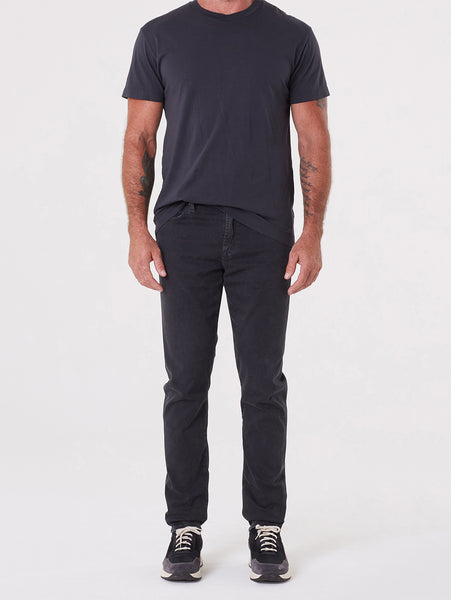 London Slim Pant - Washed Black-Citizens of Humanity-Over the Rainbow