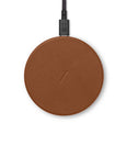 Drop Classic Wireless Leather Charger - Brown-Native Union-Over the Rainbow