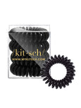 Hair Coils (4-Pack)-KITSCH-Over the Rainbow