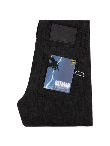 Super Guy Selvedge Jean - Dark Knight-Naked & Famous-Over the Rainbow