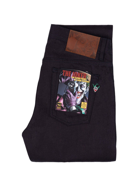 Weird Guy Selvedge Jean - Joker The Clown Prince of Crime-Naked & Famous-Over the Rainbow