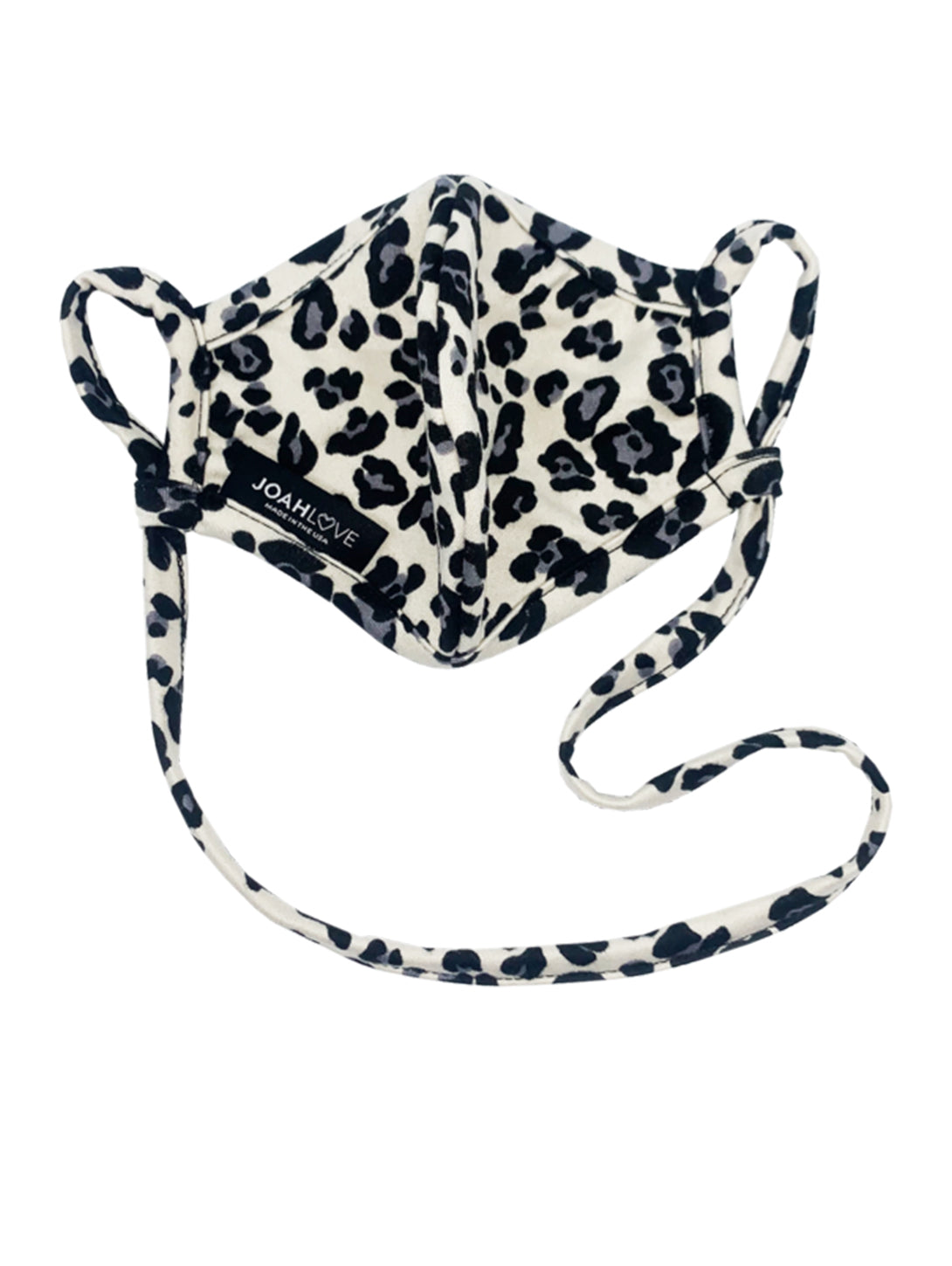 Adult Infinity Strap Mask - Cheetah-JOAH LOVE-Over the Rainbow