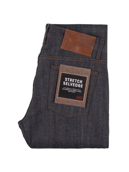 Weird Guy Stretch Selvedge Jean - Dark