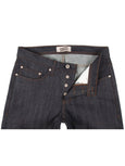 Weird Guy Stretch Selvedge Jean - Dark-Naked & Famous-Over the Rainbow