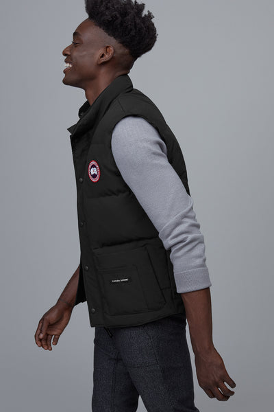 Freestyle Crew Vest-Canada Goose-Over the Rainbow