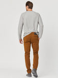 Johnny Sateen Twill Slim Pant - Mustard-Mavi-Over the Rainbow