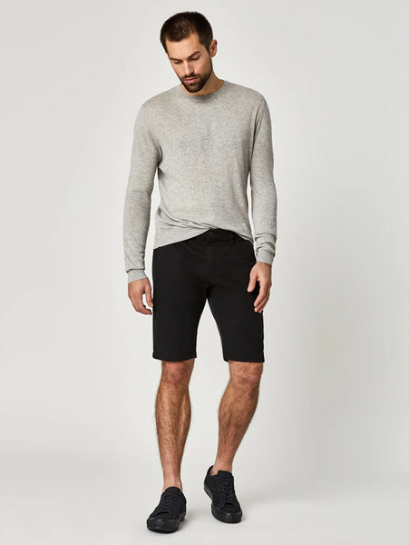 Jacob Twill Short - Black-Mavi-Over the Rainbow
