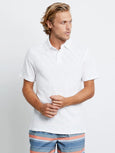 Ronan Polo Shirt - White-Rails-Over the Rainbow