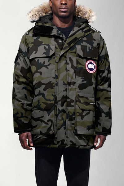 Expedition Parka - Coastal Camo-Canada Goose-Over the Rainbow