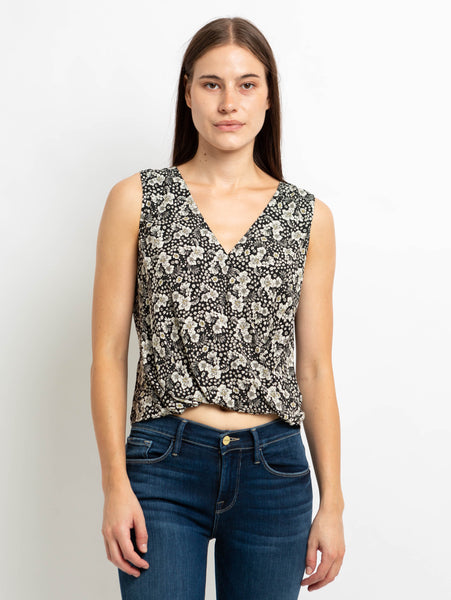 Elara Print Top-Velvet-Over the Rainbow