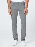 Lennox Slim Eco Pant - Brushed Nickel-Paige-Over the Rainbow