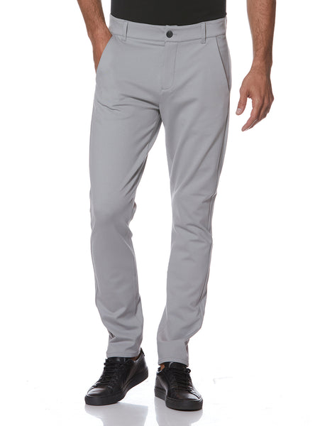 Stafford Slim Pant - Shark Fin-Paige-Over the Rainbow