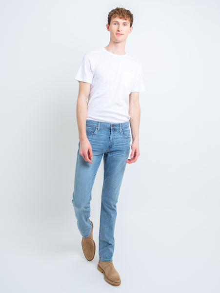 Federal Slim Straight Leg Jean - Mariano-Paige-Over the Rainbow