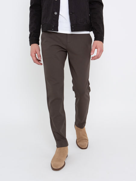 Stafford Pant - Black Olive-Paige-Over the Rainbow
