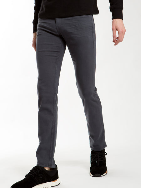 Lennox Slim Jean - Pewter Stone-Paige-Over the Rainbow