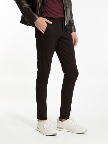 Stafford Trouser in Black-Paige-Over the Rainbow