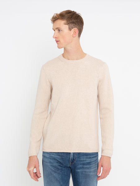 Coastal Sweater - Beige-Benson-Over the Rainbow