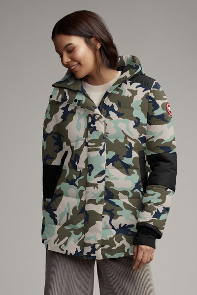 Alliston Jacket - Camo Silverbirch-Canada Goose-Over the Rainbow