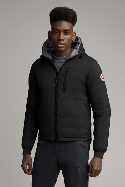 Lodge Hoody - Matte Finish-Canada Goose-Over the Rainbow