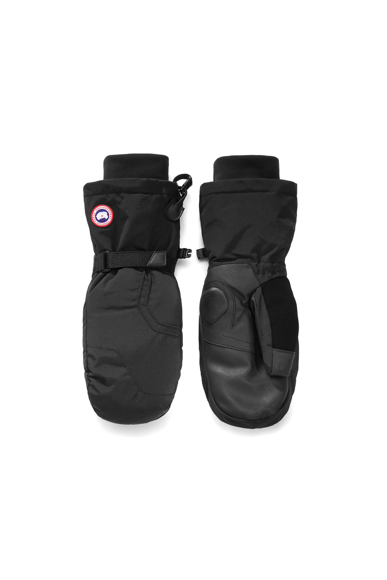 Arctic Down Mitts-Canada Goose-Over the Rainbow