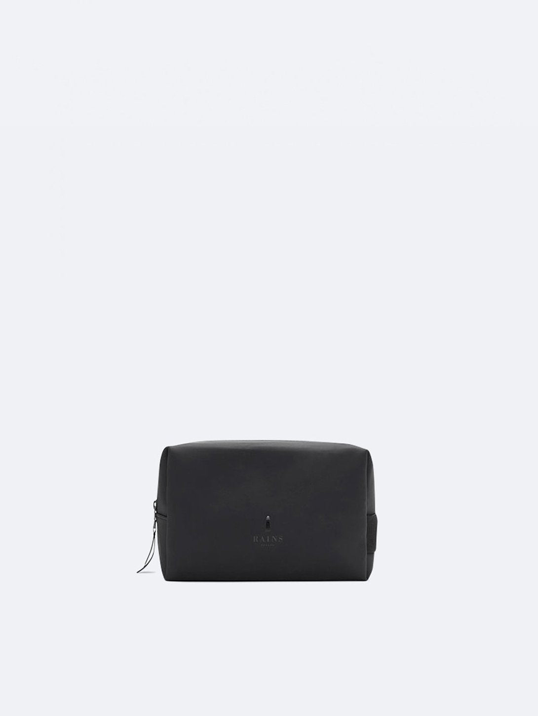 Small Wash Bag - Black-Rains-Over the Rainbow