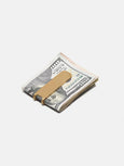 Square Money Clip - Brass-CRAIGHILL-Over the Rainbow