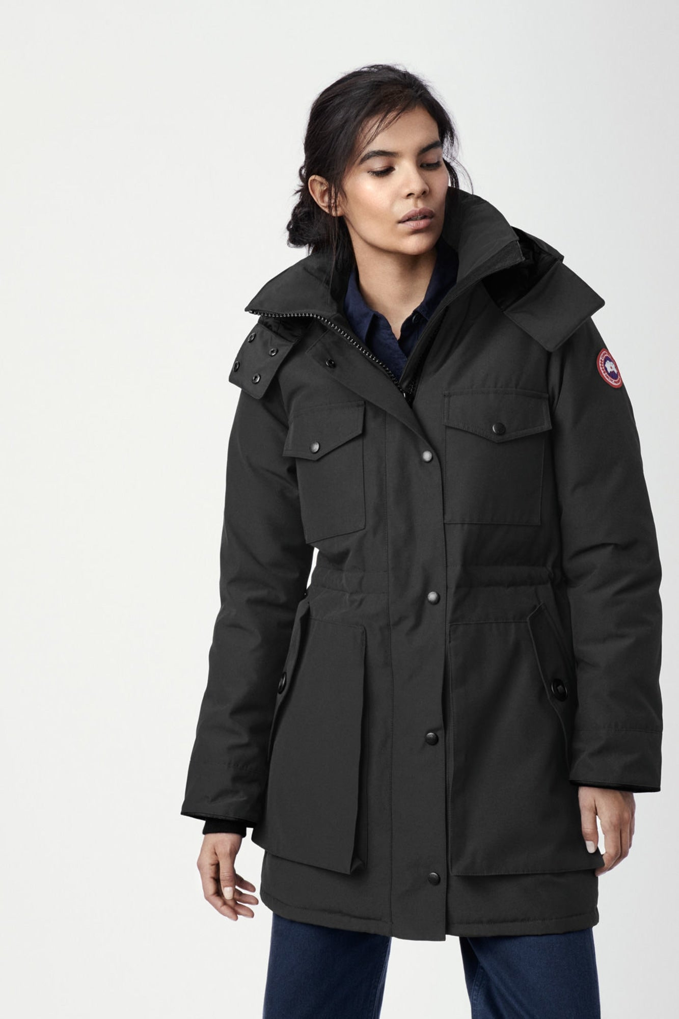 Gabriola Parka-Canada Goose-Over the Rainbow