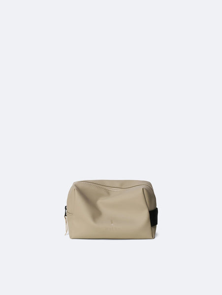 Wash Bag Small - Taupe
