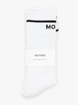 One Small Step for Mankind MF Socks - White & Black-Mother-Over the Rainbow