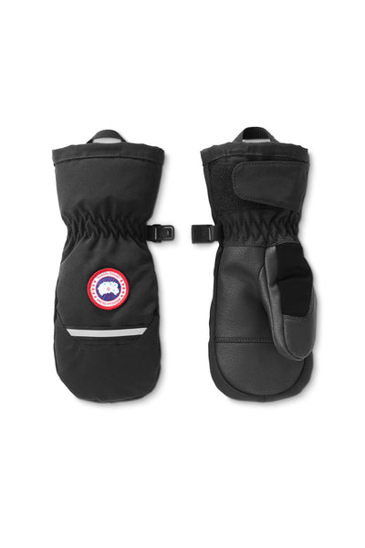Kids Arctic Down Mitts-Canada Goose-Over the Rainbow