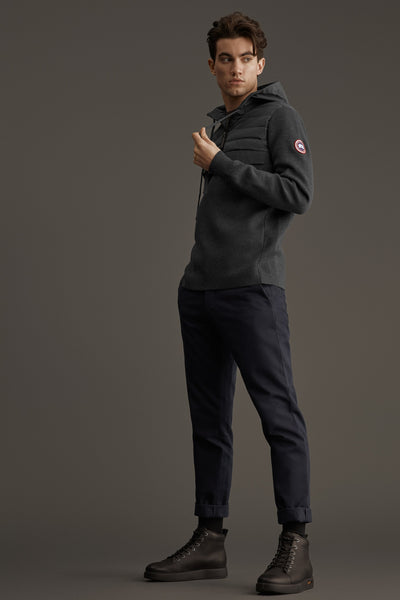 Hybridge Knit Anorak-Canada Goose-Over the Rainbow