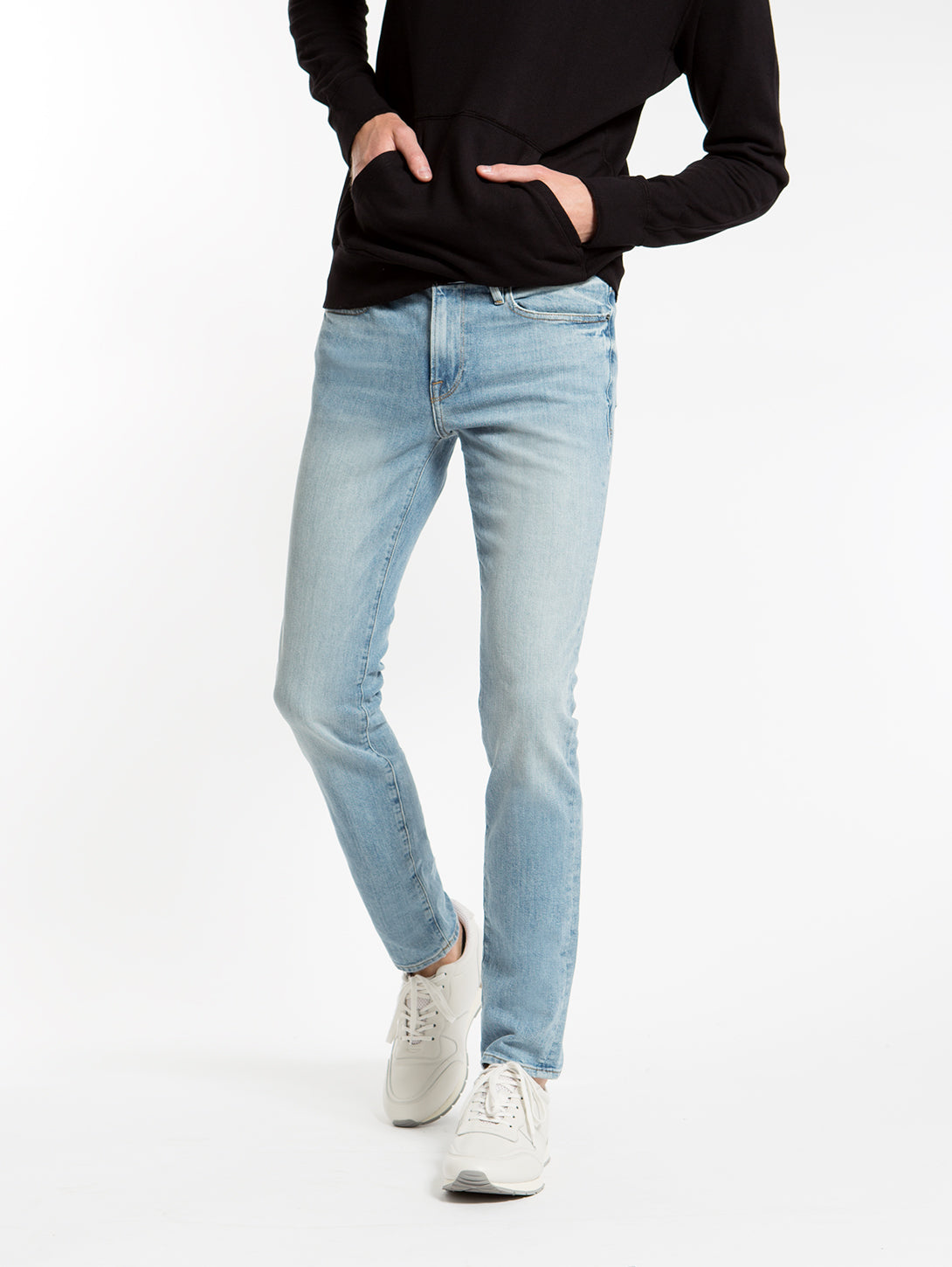 L'Homme Skinny Jean - Midpines-FRAME-Over the Rainbow