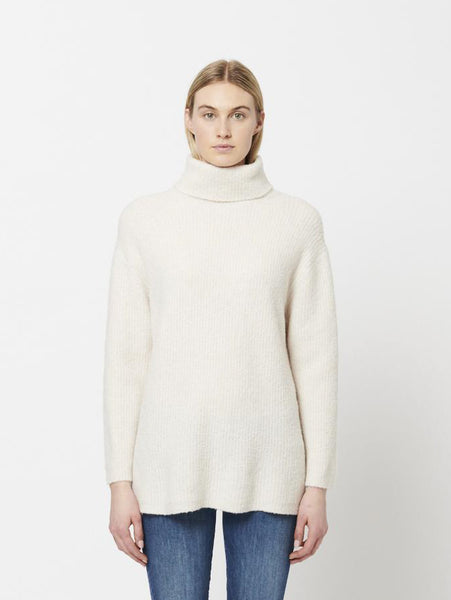 Gretchen Turtleneck Sweater-LINE-Over the Rainbow
