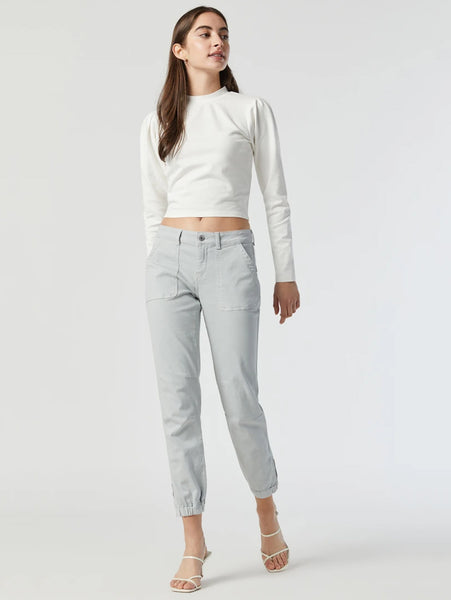 Ivy Cargo Pant-Mavi-Over the Rainbow