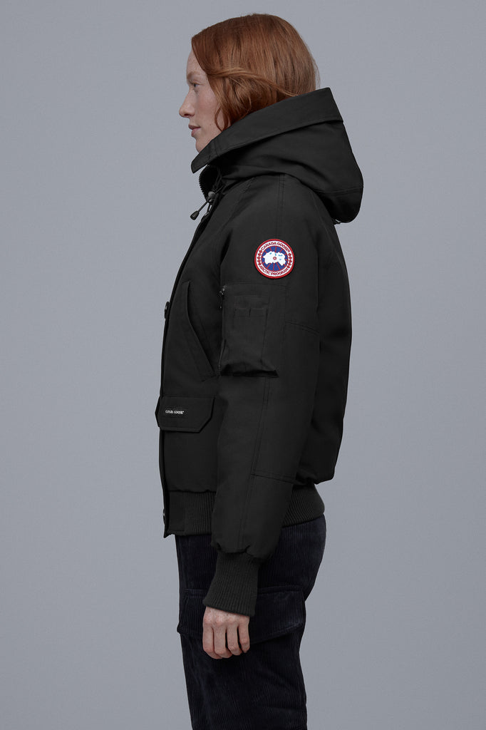 canada goose chilliwack homme graphite