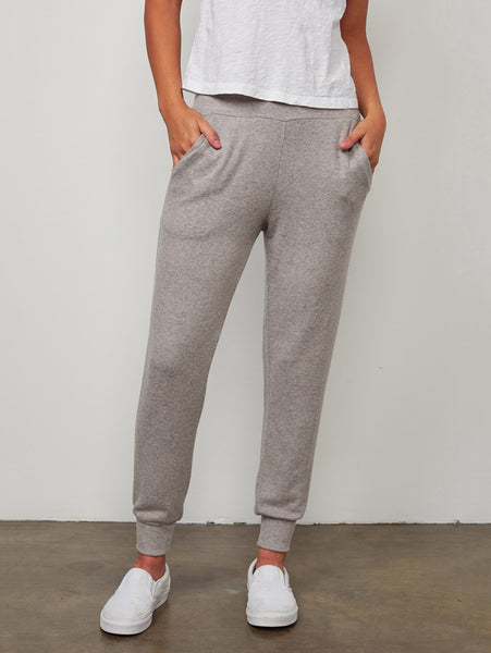 Zolia Cozy Luxe Jogger Pant-Velvet-Over the Rainbow