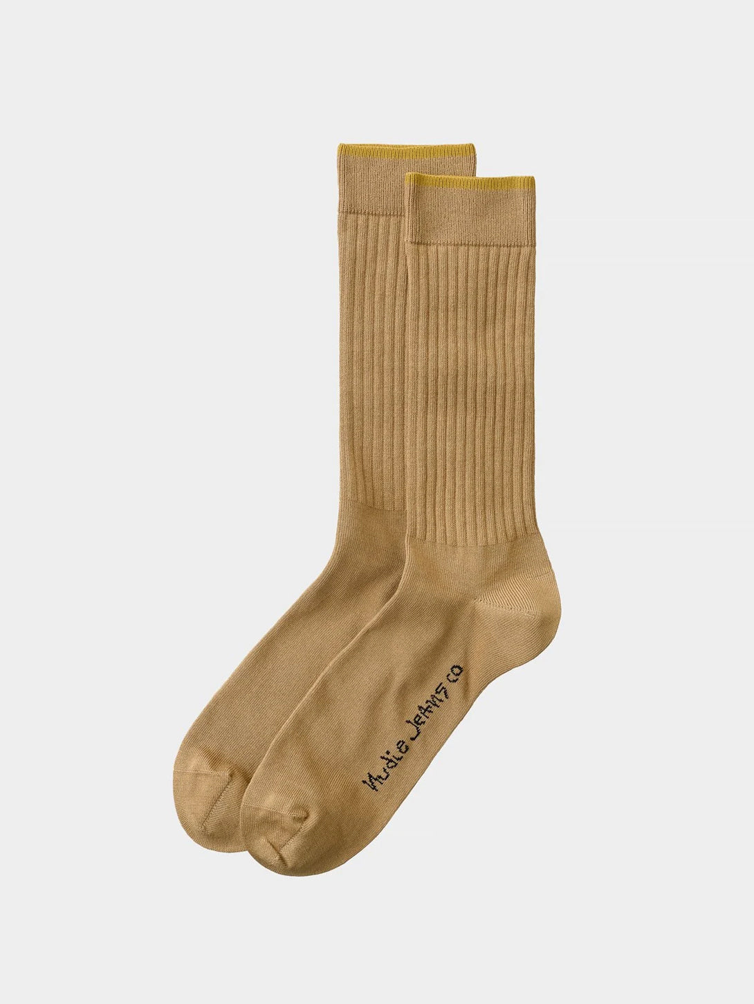 Gunnarsson Socks - Oat-Nudie Jeans-Over the Rainbow