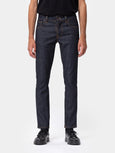 Grim Tim Jean - Dry True Navy-NUDIE JEANS CO-Over the Rainbow