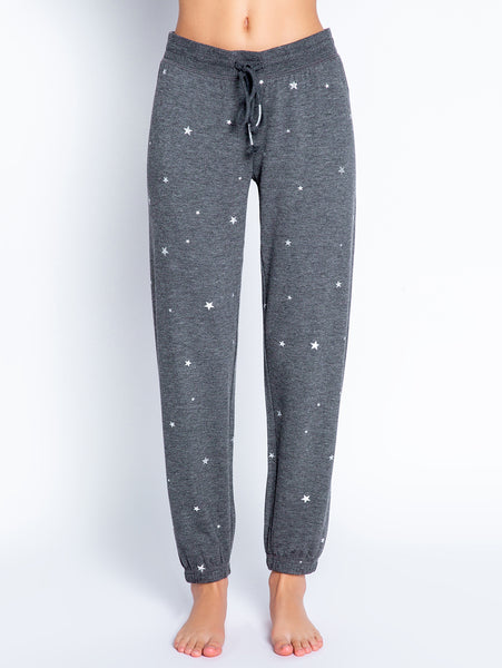 Shining Star Banded Pant-PJ Salvage-Over the Rainbow