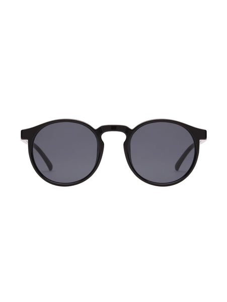 Teen Spirit Deux Sunglass - Black-LE SPEC-Over the Rainbow